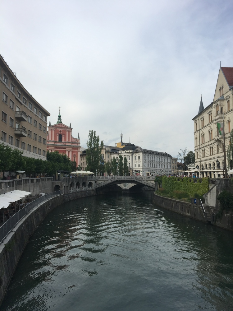Tromostovje (Triple Bridge)